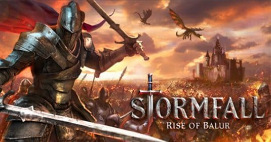 Stormfall: Rise of Balur [iPad]