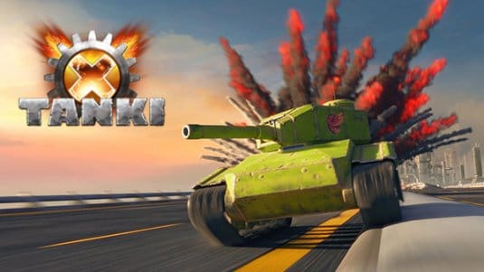 World of tanks na windows phone