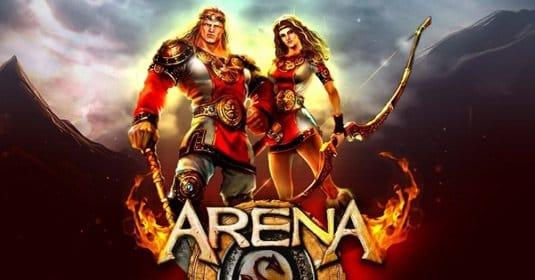 Браузерная онлайн игра Арена