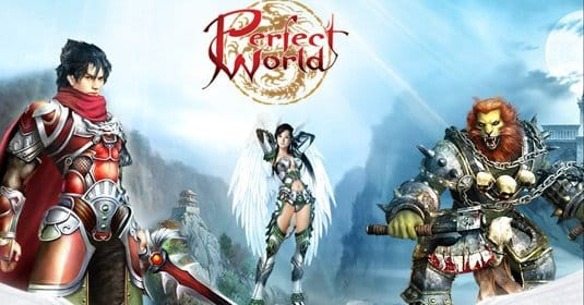 Perfect World online