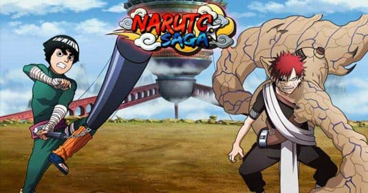 Naruto Saga Online