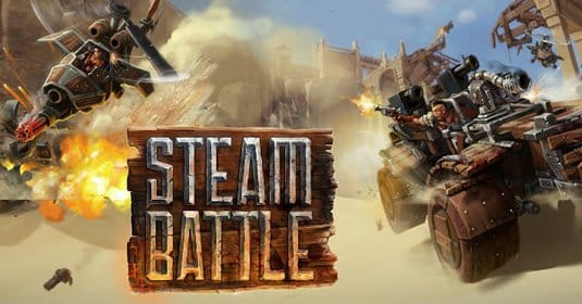 Steam Battle