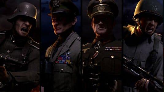 Генералы Второй Мировой Войны