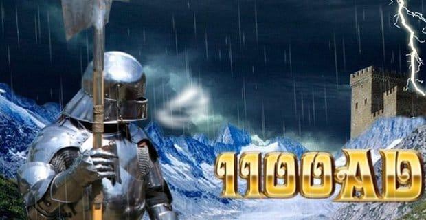 Браузерная онлайн игра 1100AD: