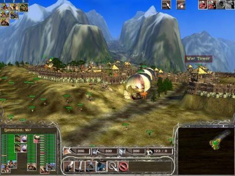 Играть в онлайн флеш игру Город в осаде 3: Осада