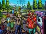 Зомби — главные персонажи игры Полный Пи