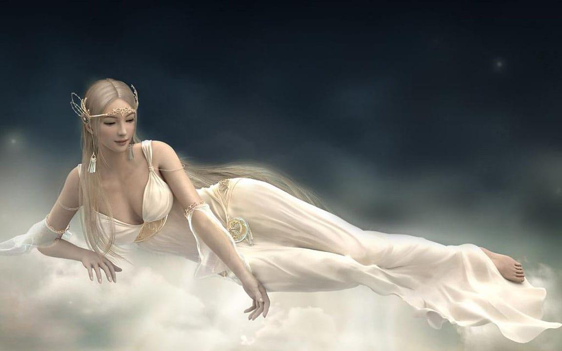 White elf erotic porn pic