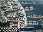 Корабль с десантом в доках