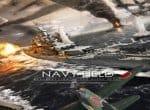 Атака японцев на американский крейсер
