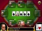 За столом шесть игроков в покер