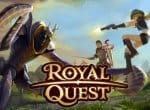 Арт на тему игры Royal Quest