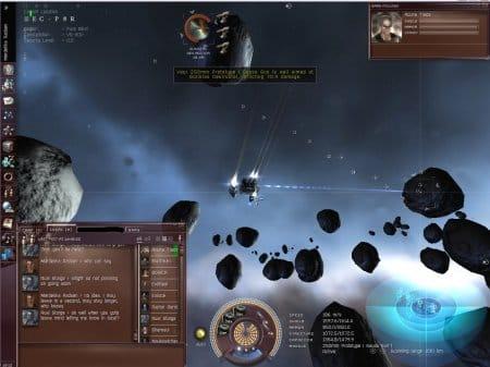 EvE online — игровой процесс