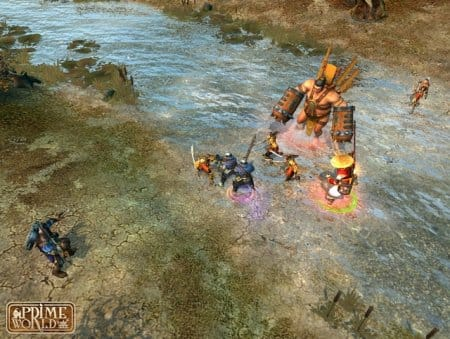 Онлайн игра Prime world —враг скоро будет повержен