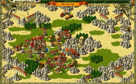 Так выглядят постройки в игре 1100AD