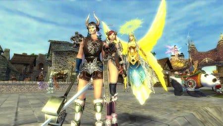 Играть онлайн в King of Kings 3 — не только воевать, но и дружить