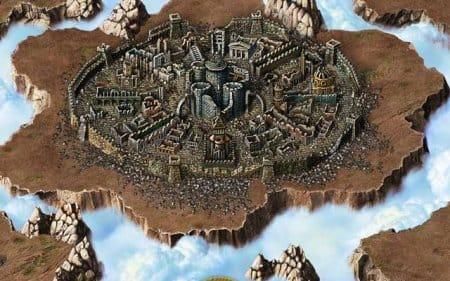 Руины в My lands 2