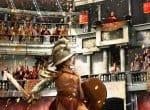 Гладиатор смотрит, что решит Цезарь