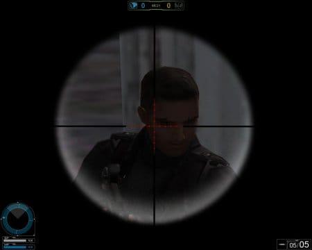 Играть онлайн в Operation 7 часто нужно очень тихо