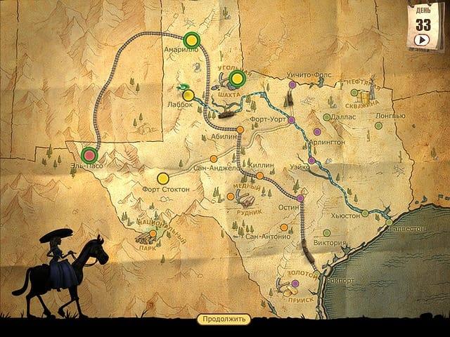 дикий запад скачать карту - фото 11