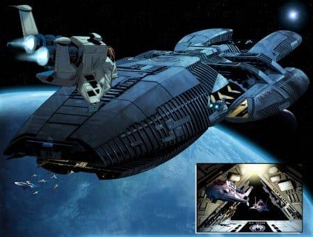 Игра Battlestar Galactica Online. Возвращение экспедиции