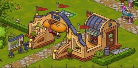 Добро пожаловать в зоопарк игры ZooMumba