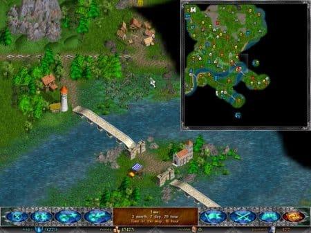 Мир игры Раздор огромен