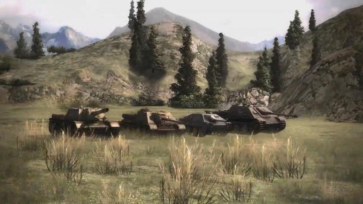 ... world of tanks картинки еще более красочными: online-game.su/wot/453-kartinki-world-of-tanks.html