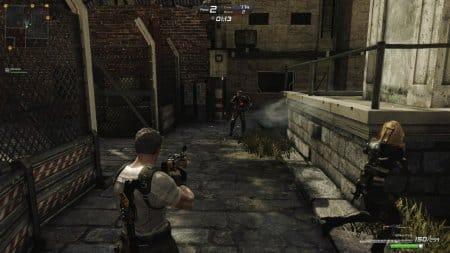 За хорошую графику отвечает современный игровой движок Unreal Engine 3.5 от компании Epic Games