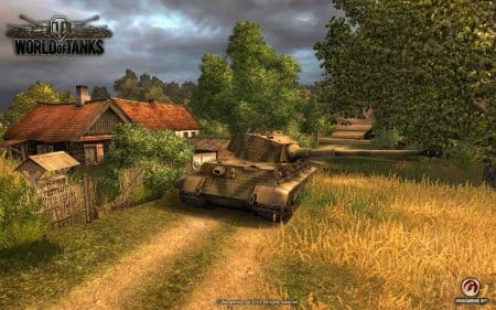 Скачать World of Tanks торрент
