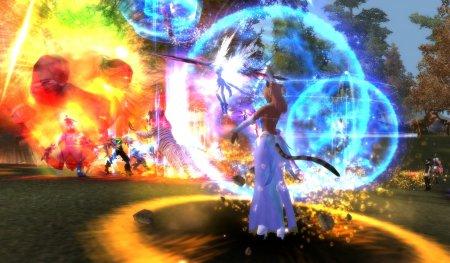 Яркие сражения игроков – окраса идеального мира Perfect World