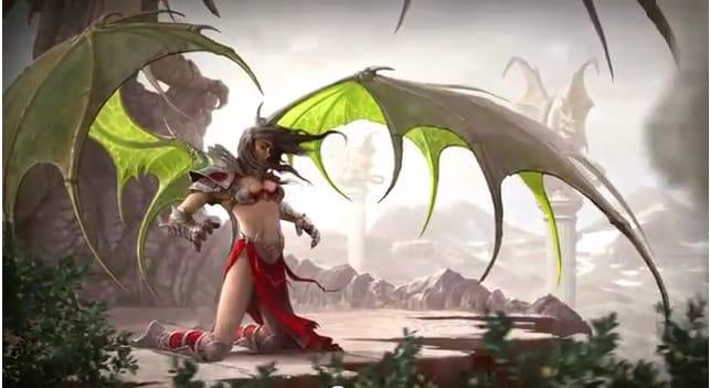драконы вечности какой дракон лучший для ведьмака
