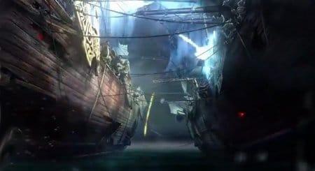 Морские бои в игре Драконы Вечности