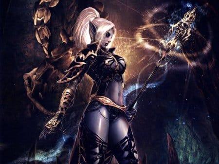 Бард в игре Dark Age online