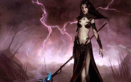 Вампиры в игре Dark Age