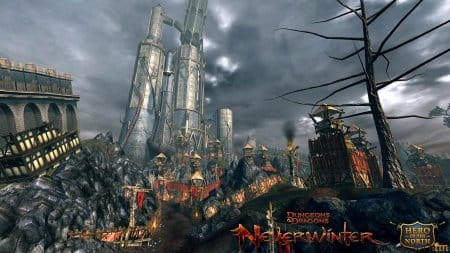 Neverwinter Online скачать торрент