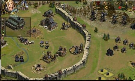 Город в игре Golden Age