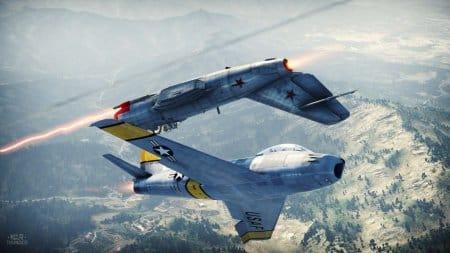 Разные самолеты - разные стили игры