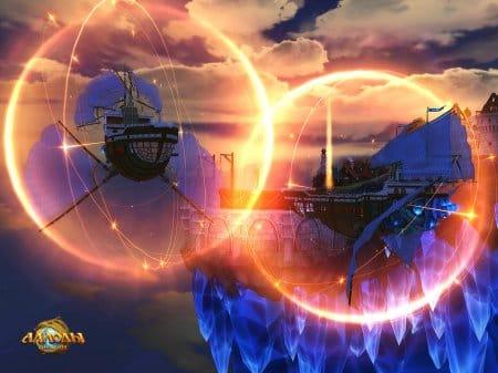 Корабли для путешествий через астрал