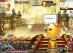Атака монстра в игре Бумз онлайн