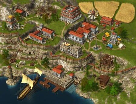 Каждая постройка в Grepolis несет свою функцию