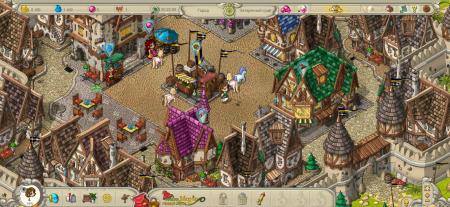 Столица всех деревень - Город
