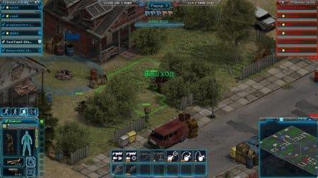 Геймплей онлайн-шутера Affected Zone Tactics