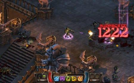 Убийство мобов — основное развлечение в игре