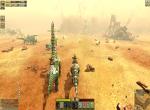 Путешествие игроков по пустыне.