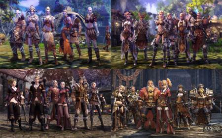 Все игровые расы