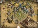 Достаточно развитая столица империи.