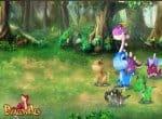 Драконы в игре «Верность драконов».