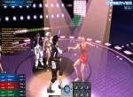 Танец с партнером.