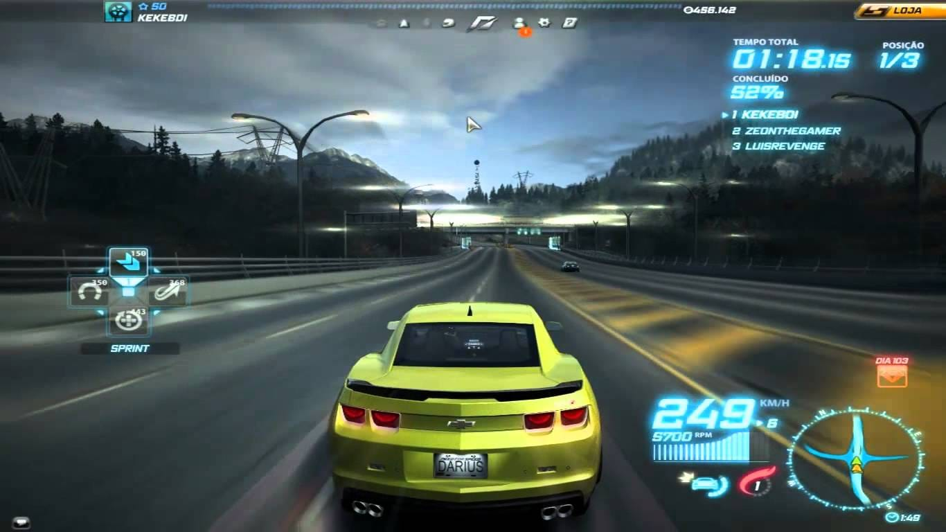 Porn in need for speed world porn clip