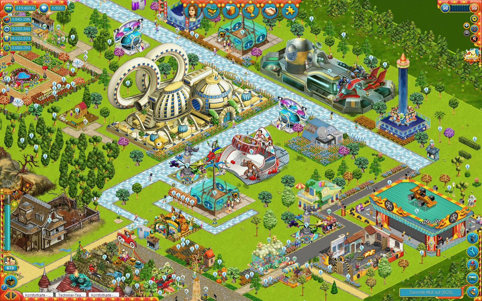 My Free Freizeitpark